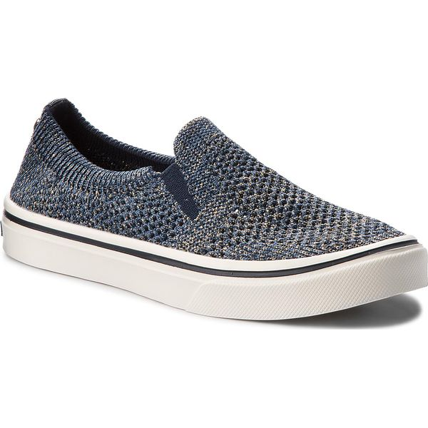 b9c4bee2098ef Tenisówki TOMMY HILFIGER - Knitted Light Weight Slip On FW0FW03361 ...