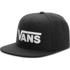 Czapka z daszkiem VANS - Drop V II Snapb VN0A36ORY28  Black/White. Czarne czapki i kapelusze męskie Vans. Za 109.00 zł.