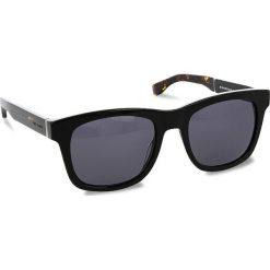 Okulary przeciwsłoneczne BOSS - 0337/S Black 807. Okulary przeciwsłoneczne damskie Boss. W wyprzedaży za 419.00 zł.