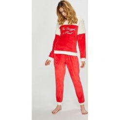 Chelsea Peers - Piżama. Szare piżamy damskie Chelsea Peers, z dzianiny. W wyprzedaży za 159.90 zł.