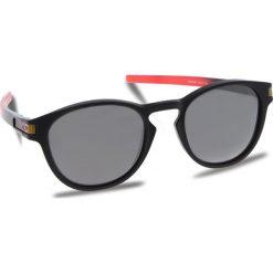 Okulary przeciwsłoneczne OAKLEY - Latch OO9265-2653 Ruby Fade/Prizm Black Polarized. Czarne okulary przeciwsłoneczne damskie Oakley. W wyprzedaży za 679.00 zł.