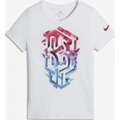 Nike Koszulka damska G NSW Tee JDI POP Mezzo biała r. M  (862682 100). T-shirty damskie Nike. Za 68.14 zł.