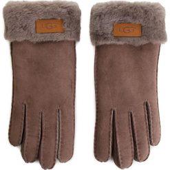 Rękawiczki Damskie UGG - W Turn Cuff Glove 17369 Stormy Grey. Rękawiczki damskie marki B'TWIN. W wyprzedaży za 449.00 zł.