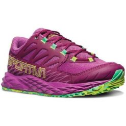 La Sportiva Buty Do Biegania Damskie Lycan Woman Purple/Plum 39. Fioletowe obuwie sportowe damskie La Sportiva. Za 499.00 zł.