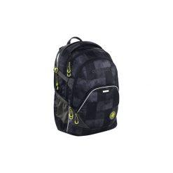 Plecak EvverClevver II,  Mamor Check, MatchPatch. Czarne torby i plecaki dziecięce HAMA, z tkaniny. Za 494.99 zł.