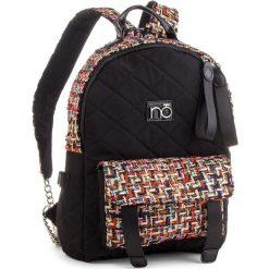 Plecak NOBO - NBAG-F2701-CM20 Czarny Kolorowy. Czarne plecaki damskie Nobo, w kolorowe wzory, z materiału. W wyprzedaży za 169.00 zł.