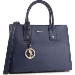 Torebka PUCCINI - BT28603 Granatowy 7A. Niebieskie torby na ramię damskie Puccini. W wyprzedaży za 209.00 zł.