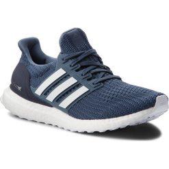 Buty adidas - UltraBoost CM8113 Tecink/Clowhi/Vapgre. Niebieskie buty sportowe męskie Adidas, z materiału. W wyprzedaży za 519.00 zł.