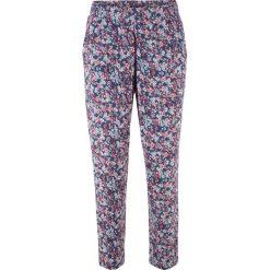 0f6eb4f8586de2 bonprix. Spodnie materiałowe damskie. 74.99 zł. Spodnie z dżerseju,  szerokie nogawki bonprix zielony eukaliptusowy.