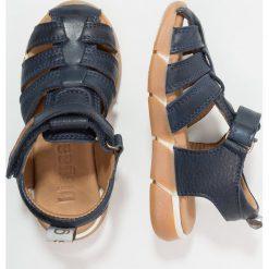 Bisgaard Sandały blue. Sandały chłopięce Bisgaard, z materiału. Za 359.00 zł.