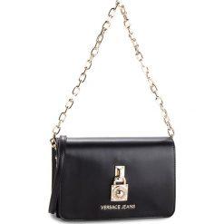 Torebka VERSACE JEANS - E1VSBBG1 70779 ML0. Czarne torebki do ręki damskie Versace Jeans, z jeansu. W wyprzedaży za 489.00 zł.