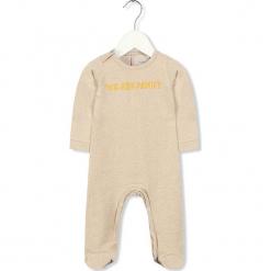 Śpioszki w kolorze żółtym. Żółte śpioszki niemowlęce marki Imps & Elfs. W wyprzedaży za 59.95 zł.