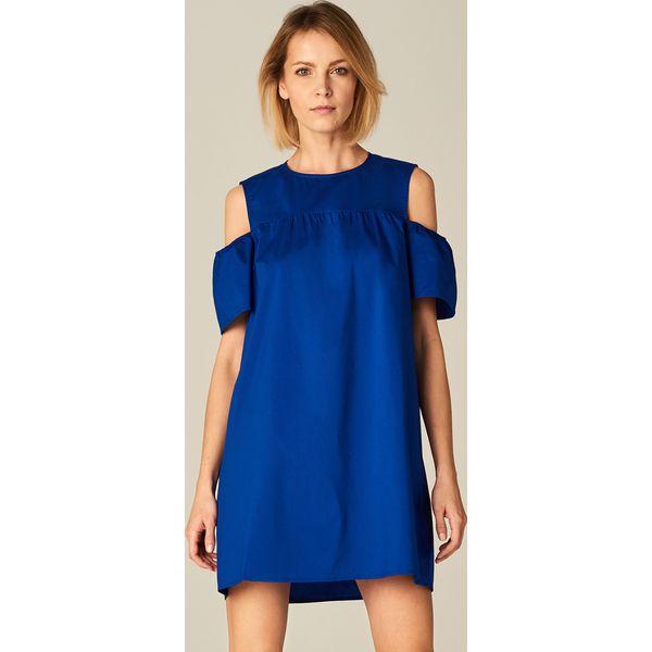 3b9897f644 Sukienka cold arms - Niebieski - Sukienki damskie marki Mohito. Za ...