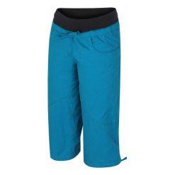 Hannah Spodnie Damskie Alca, Algiers Blue 40. Niebieskie spodnie sportowe damskie Hannah, z bawełny. Za 185.00 zł.