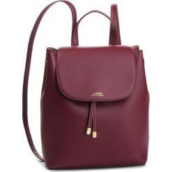 Plecak LAUREN RALPH LAUREN - Dryden 431719702004 Merlot/Ros. Czerwone plecaki damskie Lauren Ralph Lauren, ze skóry. Za 1,089.90 zł.