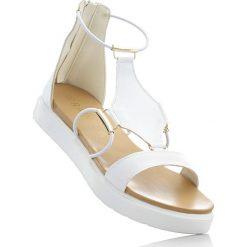 Sandały bonprix biały. Sandały damskie marki Nike. Za 89.99 zł.