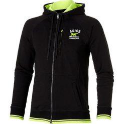 Asics Bluza męska Full Zip Hoodi czarna r. M (123095.0904). Bluzy męskie Asics. Za 121.17 zł.