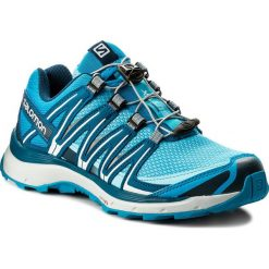 Buty SALOMON - Xa Lite W 400712 20 W0 Aqarius/Hawaiian Surf/Poseidon. Niebieskie obuwie sportowe damskie Salomon, z materiału. W wyprzedaży za 329.00 zł.