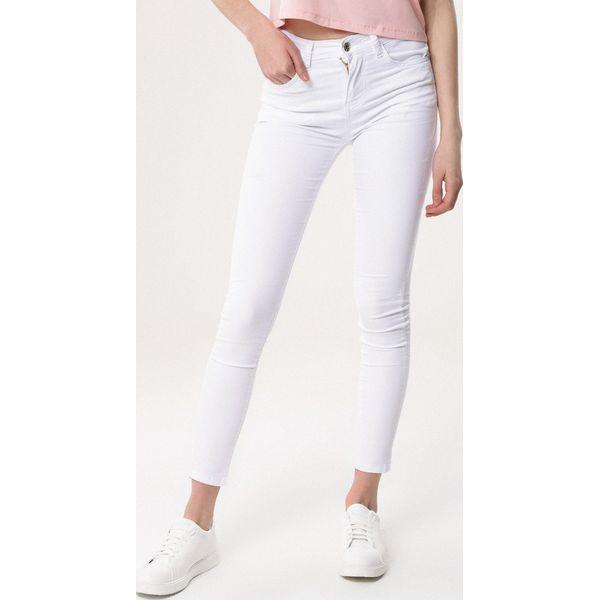 27d8c053 Białe Jeansy Powerable