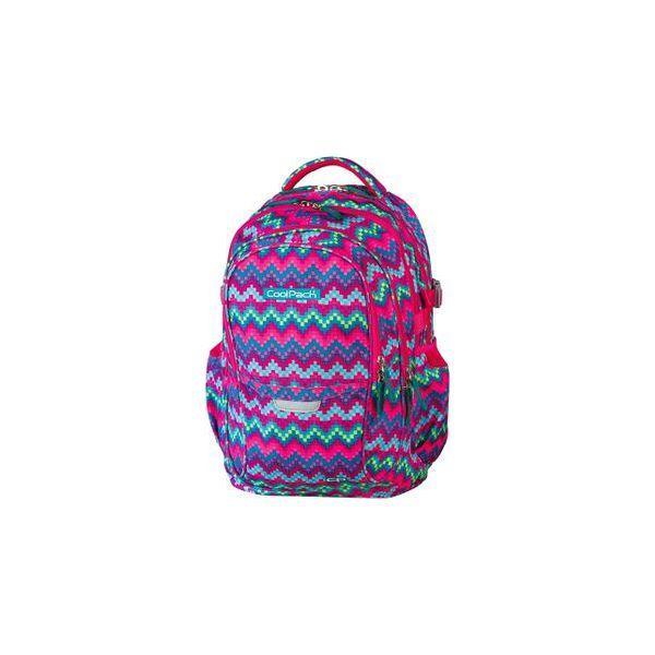 9be0878b82100 Plecak młodzieżowy CoolPack Factor Zigzag - Torby i plecaki ...