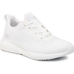 Skechers Buty Białe obuwie sportowe damskie Skechers