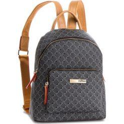 Plecak NOBO - NBAG-F2280-C019 Szary. Szare plecaki damskie Nobo, ze skóry ekologicznej. W wyprzedaży za 199.00 zł.