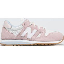 New Balance - Buty WL520CI. Szare obuwie sportowe damskie New Balance. W wyprzedaży za 299.90 zł.