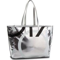 Torebka CALVIN KLEIN - Loud Shopper Metalic K60K604656  904. Szare torebki shopper damskie Calvin Klein, ze skóry ekologicznej. Za 549.00 zł.