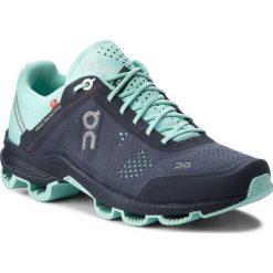 Buty ON - Cloudsurfer 000004 Ink/Jade 4019. Niebieskie obuwie sportowe damskie On, z materiału. Za 689.00 zł.