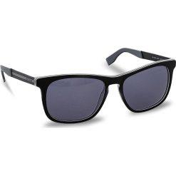Okulary przeciwsłoneczne BOSS - 0245/S Black Ruthen QDK. Czarne okulary przeciwsłoneczne damskie Boss, z tworzywa sztucznego. W wyprzedaży za 459.00 zł.