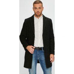 Trussardi Jeans - Płaszcz. Szare płaszcze męskie TRUSSARDI JEANS, z jeansu. Za 1,599.00 zł.