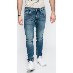 Pepe Jeans - Jeansy Gunnel. Niebieskie jeansy męskie Pepe Jeans. W wyprzedaży za 269.90 zł.
