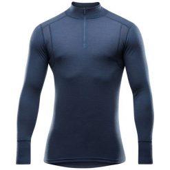 Devold Koszulka Męska Hiking Man Half Zip Neck Night Xl. Szare koszulki sportowe męskie Devold, z wełny, z długim rękawem. Za 309.00 zł.