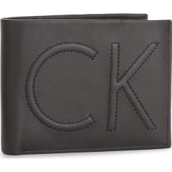 Duży Portfel Męski CALVIN KLEIN - Filip 5Cc + Coin K50K503366 001. Czarne portfele męskie Calvin Klein, ze skóry. W wyprzedaży za 219.00 zł.