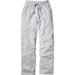 Spodnie sportowe bonprix jasnoszary melanż. Spodnie sportowe męskie marki bonprix. Za 54.99 zł.
