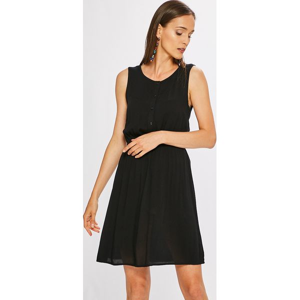 71cfb005f Vero Moda - Sukienka Delta - Sukienki damskie marki Vero Moda, z ...