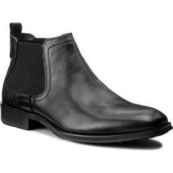 Sztyblety WITTCHEN - 85-M-814-1 Czarny. Botki męskie marki Giacomo Conti. W wyprzedaży za 339.00 zł.