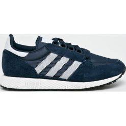 Adidas Originals - Buty Forest Grove. Szare buty sportowe męskie adidas Originals, z materiału. Za 329.90 zł.
