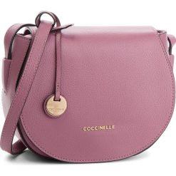 Torebka COCCINELLE - CF8 Clementine Soft E1 CF8 15 02 01 Acai P05. Czerwone listonoszki damskie Coccinelle, ze skóry. W wyprzedaży za 699.00 zł.