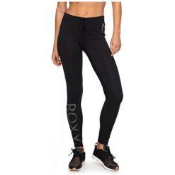 Roxy St On Pt 3 J Anthracite S. Czarne spodnie dresowe damskie Roxy. W wyprzedaży za 149.00 zł.