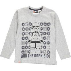 Koszulka w kolorze szarym. T-shirty dla chłopców marki Reserved. W wyprzedaży za 42.95 zł.