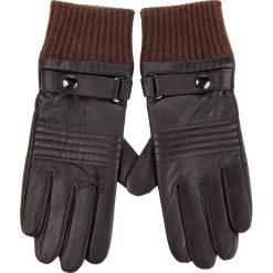 Rękawiczki Męskie WITTCHEN - 39-6-705-B M Brązowy. Rękawiczki męskie marki FOUGANZA. W wyprzedaży za 199.00 zł.