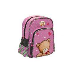 Plecak dziecięcy Popcorn Bear 1. Szare torby i plecaki dziecięce MST Toys, z gumy. Za 57.51 zł.