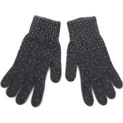 Rękawiczki Damskie MARELLA - Avio 65660186 002. Szare rękawiczki damskie Marella, z kaszmiru. Za 389.00 zł.
