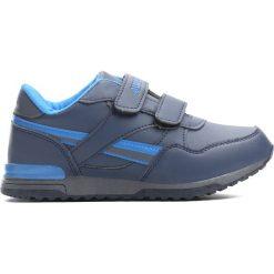 Granatowe Buty Sportowe Now You. Niebieskie buty sportowe chłopięce Born2be, z materiału. Za 44.99 zł.