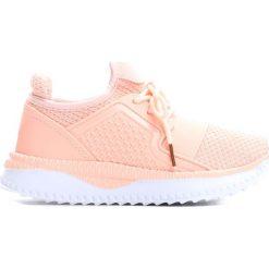 Różowe Buty Sportowe Real Diamond. Czerwone buty sportowe dziewczęce Born2be, z materiału. Za 49.99 zł.