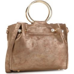 Torebka MENBUR - 449520048 Dark Nude. Brązowe torebki do ręki damskie Menbur, ze skóry ekologicznej. Za 229.00 zł.