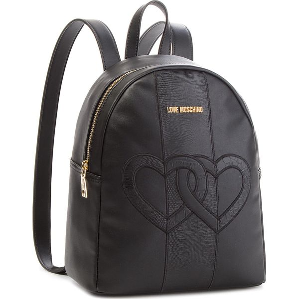 da2a24ef595e1 Plecak LOVE MOSCHINO - JC4089PP16LM0000 Nero - Plecaki damskie marki ...