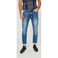 Medicine - Jeansy On The Go. Niebieskie jeansy męskie MEDICINE. W wyprzedaży za 79.90 zł.