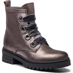 Trapery TOMMY JEANS - Metallic Cleated Lac EN0EN00339 Steel Grey 039. Fioletowe śniegowce i trapery damskie Tommy Jeans, z jeansu. Za 649.00 zł.